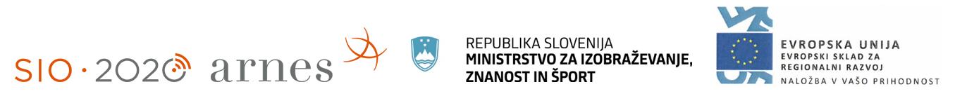Naložbo sofinancirata Republika Slovenija in Evropska unija iz Evropskega sklada za regionalni razvoj.