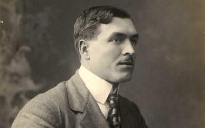 Johan Giovanelli (1894–1964) iz Kofutnikove domačije v Srednjih Jaršah