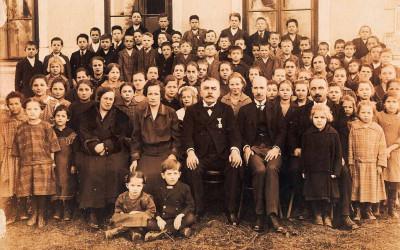 Jarška šola v času prve Jugoslavije