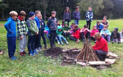 Petošolci v šoli v naravi