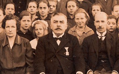 Tomo Petrovec (1859–1933): prvi jarški nadučitelj