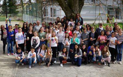 Utrinki z izmenjave Erasmus+