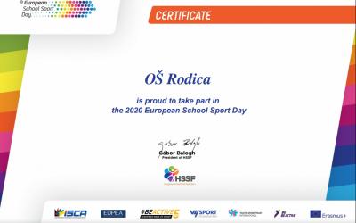 Evropski športni dan
