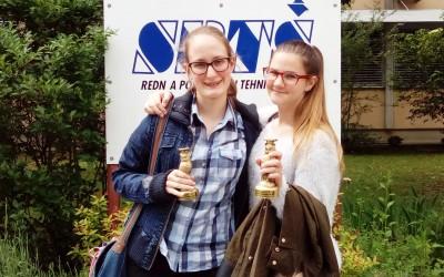 Zlati na 50. državnem srečanju mladih raziskovalcev Slovenije