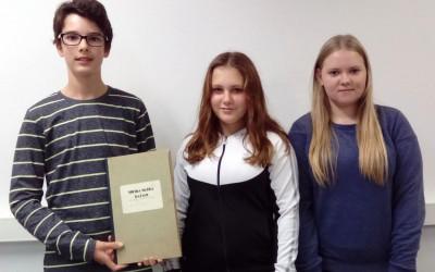 Mladi raziskovalci raziskujejo zgodovino jarške šole