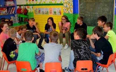 Drugo leto projekta Erasmus+ K2