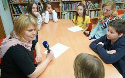 Erasmus plus OŠ Rodica na RTV SLO
