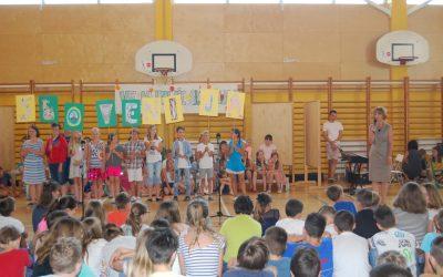 Šolska proslava ob dnevu državnosti